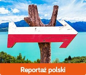 Najlepsze reportaże polskie na prezent